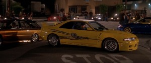 Fast and the Furious Skyline